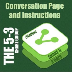 Other - 5-3 SG ConversatIon - Newcomers Sign Up Here
